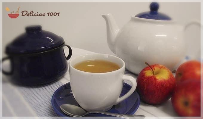 chá de maçã e gengibre1