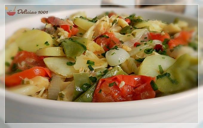 bacalhau com legumes1
