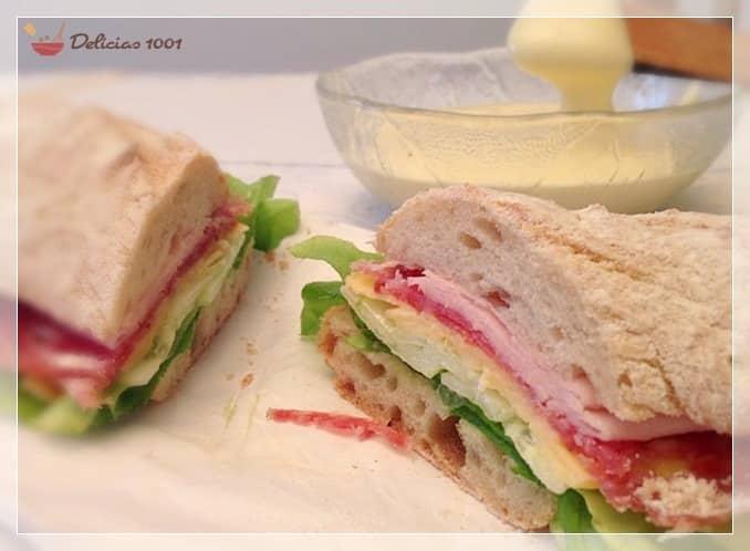 sanduiche de metro
