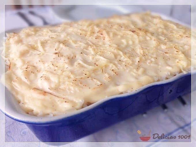 arroz de forno cremoso1